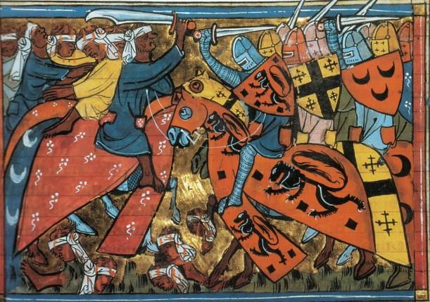 medieval-crusaders